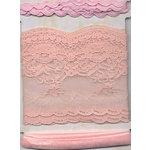 Fancy Pants Designs - Fancy Lace Wraps - Flushed, CLEARANCE