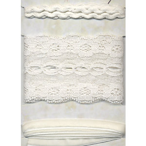 Fancy Pants Designs - Fancy Lace Wraps - Icing