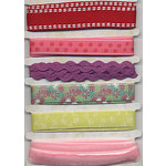 Fancy Pants Designs - Ribbons - Kewl, CLEARANCE