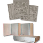 Fancy Pants Designs - 8x8 Chipboard Box Set - All Boy, CLEARANCE