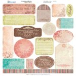 Fancy Pants Designs - Titles and Tags - Wildheart Collection, CLEARANCE
