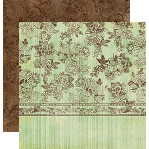 Fancy Pants Designs - Double Sided Cardstock Paper - Free Spirit Collection - Antique, CLEARANCE