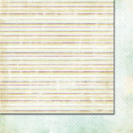 Fancy Pants Designs - Lilac House Collection - 12 x 12 Double Sided Paper - Chamomile, CLEARANCE
