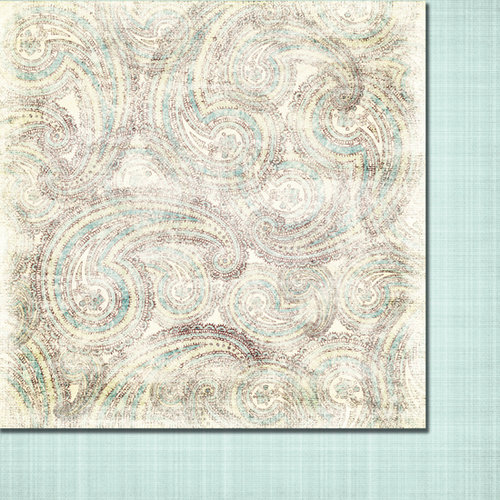 Fancy Pants Designs - Happy Together Collection - 12 x 12 Double Sided Paper - Spirited