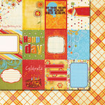 Fancy Pants Designs - It's Your Day Collection - 12 x 12 Double Sided Paper - Cards