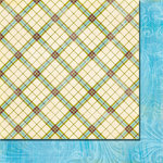 Fancy Pants Designs - It's Your Day Collection - 12 x 12 Double Sided Paper - Patchwork