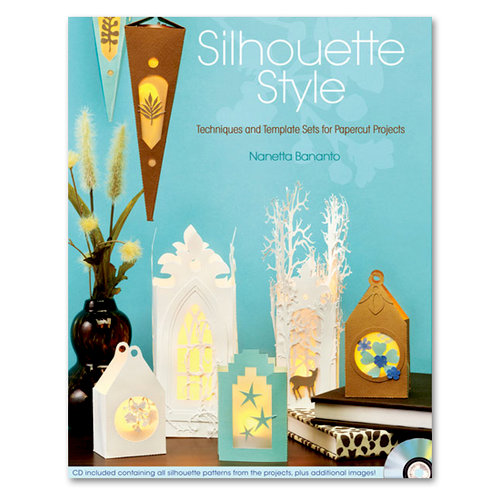 F+W Publications Inc. - North Light Books - Silhouette Stlye - Techniques and Template Sets for Papercut Projects