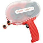 Scotch ATG 714 - Adhesive Applicator Gun - Uses One Fourth Inch Adhesive (Purchase Separately)