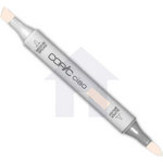 Copic - Ciao Marker - R00 - Pinkish White