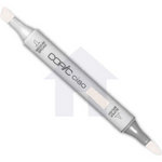 Copic - Ciao Marker - W0 - Warm Gray 0