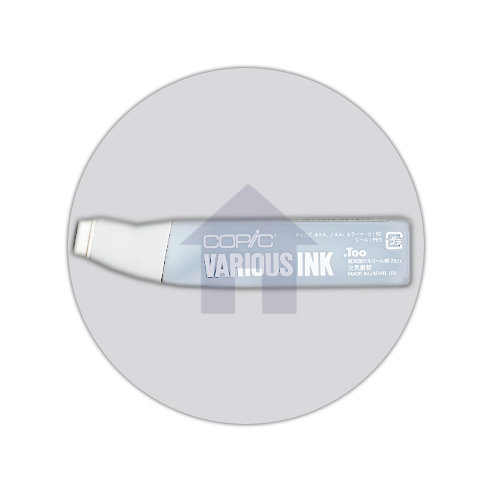 Copic - Various Ink - Ink Refill Bottle - N2 - Neutral Gray