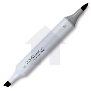 Copic - Sketch Marker - 100 - Black