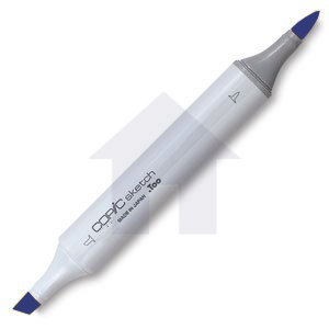 Copic - Sketch Marker - B37 - Antwerp Blue