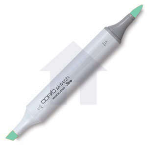 Copic - Sketch Marker - BG13 - Mint Green