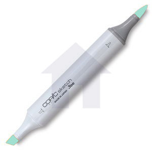 Copic - Sketch Marker - BG45 - Nile Blue