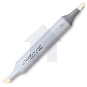 Copic - Sketch Marker - E53 - Raw Silk