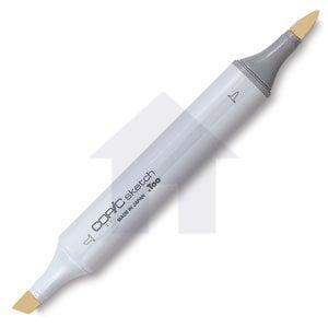 Copic - Sketch Marker - E55 - Light Carmel