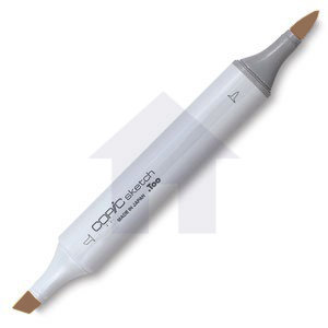 Copic - Sketch Marker - E57 - Light Walnut