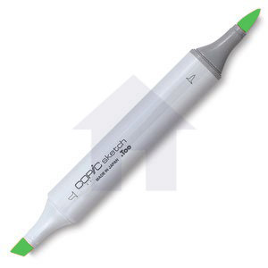 Copic - Sketch Marker - G07 - Nile Green