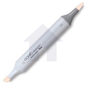 Copic - Sketch Marker - R01 - Pinkish Vanilla
