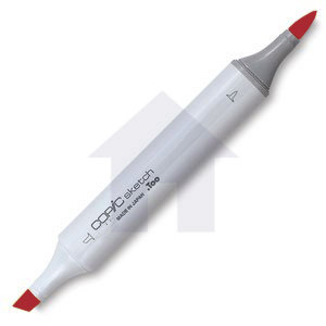 Copic - Sketch Marker - R46 - Strong Red