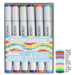Copic - Sketch Marker Set - Retro - 12 Piece Set