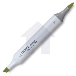 Copic - Sketch Marker - YG97 - Spanish Olive