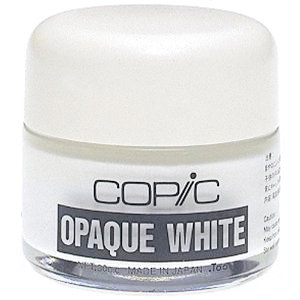 Copic - Pigment Jar - Opaque White