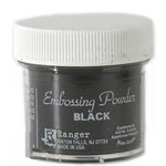 Ranger Ink - Embossing Powder - Black