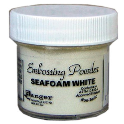 Ranger Ink - Embossing Powder - Sea Foam White