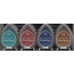 Tsukineko - Dew Drop VersaMagic Chalk Ink - Southwest Colors Set