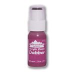 Ranger Ink - Adirondack Acrylic Paint Dabber - Earthtones - Cranberry