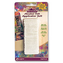 Ranger Ink - Tim Holtz - Adirondack Alcohol Ink Applicator - Replacement Felts