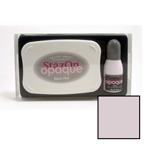 Staz On Opaque Permanent - Blush Pink, CLEARANCE