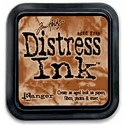 Tim Holtz Distress Ink Pads - Brushed Corduroy