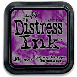 Tim Holtz Distress Ink Pads - Dusty Concord