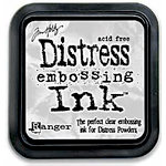 Tim Holtz Distress Ink Pads - Embossing Ink Clear