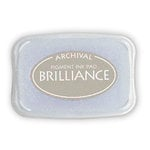 Tsukineko - Brilliance - Archival Pigment Ink Pad - Starlite Black