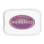 Tsukineko - Memento - Fade Resistant Dye Ink Pad - Sweet Plum