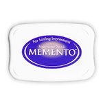 Tsukineko - Memento - Fade Resistant Dye Ink Pad - Danube Blue