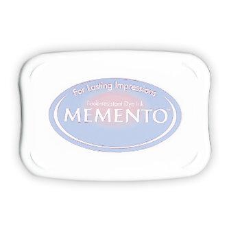 Tsukineko - Memento - Fade Resistant Dye Ink Pad - Summer Sky