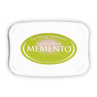Tsukineko - Memento - Fade Resistant Dye Ink Pad - Pear Tart