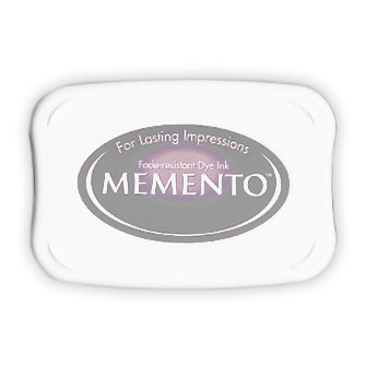 Tsukineko - Memento - Fade Resistant Dye Ink Pad - London Fog