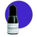 Tsukineko - Memento - Fade Resistant Dye Ink Pad - Reinker - Danube Blue
