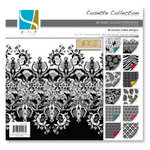 GCD Studios - Cosette Collection - 12 x 12 Double Sided Paper Collection Pack