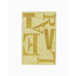 Grapevine Designs and Studio - Chipboard Shapes - Travel Etched Tile
