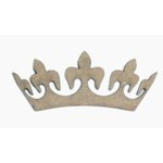 Grapevine Designs and Studio - Chipboard Shapes - Crown