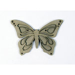 Grapevine Designs and Studio - Chipboard Shapes - Butterfly - Large