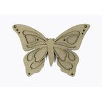 Grapevine Designs and Studio - Chipboard Shapes - Butterfly - Medium
