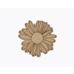 Grapevine Designs and Studio - Chipboard Shapes - Flower 2 - Daisy